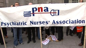 Up to now the Psychatric Nurses Association has only engaged in an overtime ban