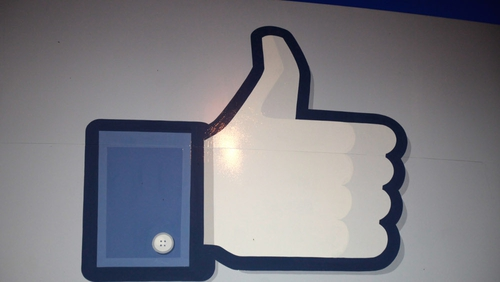 Facebook likes and shares can be used to paint a picture of your personality