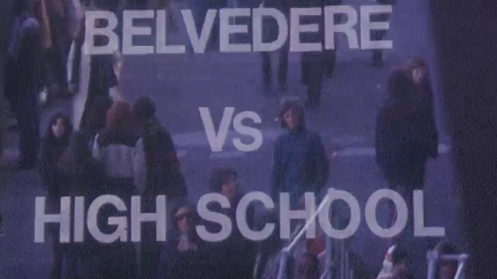Leinster Senior Schools Cup Final 1973, Belvedere Vs High School
