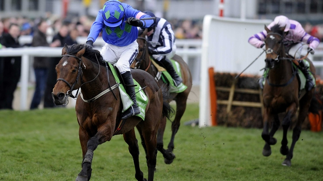 Hurricane back to his best to win hurdling's biggest prize