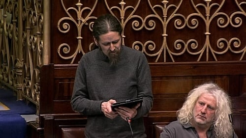 Luke 'Ming' Flanagan told the Dáil on two occasions he was to receive penalty points which were then cancelled