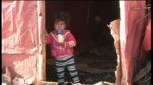Syrian children experiencing 'collapse of childhood'- Andrew Wander & Cat Carter