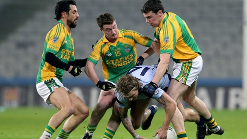 The alleged incident took place during last month's Intermediate Club football final in Croke Park