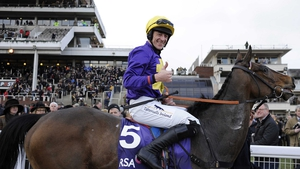 Davy Russell did the steering on Lord Windermere in the RSA Chase
