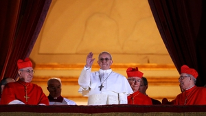 "In his first words to the crowds, Pope Francis said it seemed his brother cardinals ""went to the end of the world"" to find a new pope"