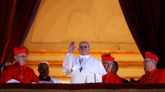 Jorge Mario Bergoglio will be known as Pope Francis