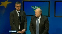 New measures to tackle mortgage arrears announced