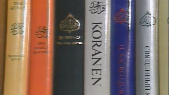 Translating The Koran Into Irish