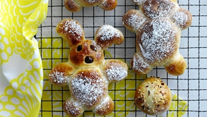 Delicious Easter Bunnies