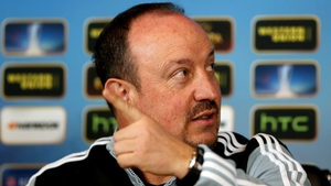 Rafael Benitez is the favourite to take over at the Bernabeu