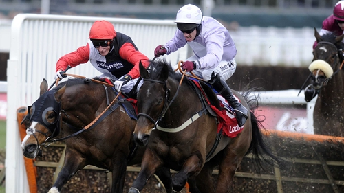 Solwhit is favourite ahead of Quevega going into the Ladbrokes.com World Series Hurdle