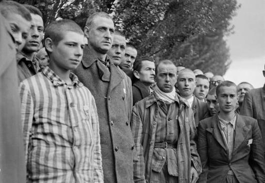 Dachau's Irish Prisoner