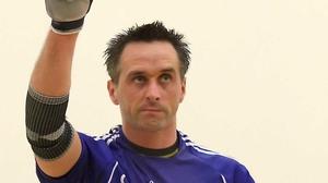 Paul Brady won title number 11