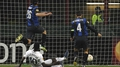 Tottenham survive battle in San Siro