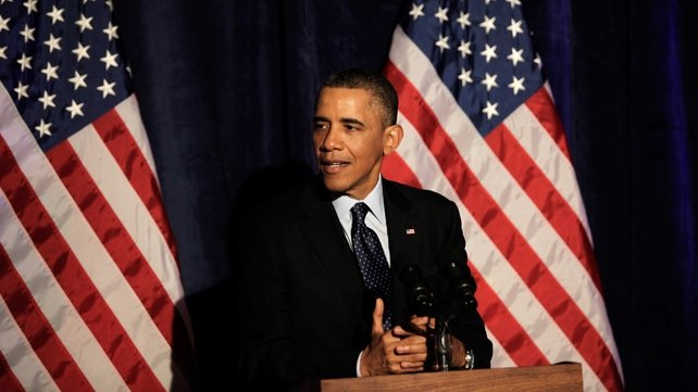 Barack Obama said the aim of the US is to make sure that Iran does not possess a nuclear weapon