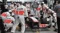 Whitmarsh admits McLaren are 'struggling'