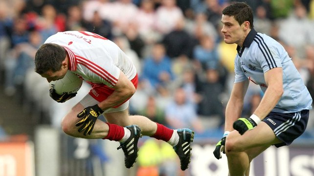 The top two of Dublin and Tyrone meet at Croke Park