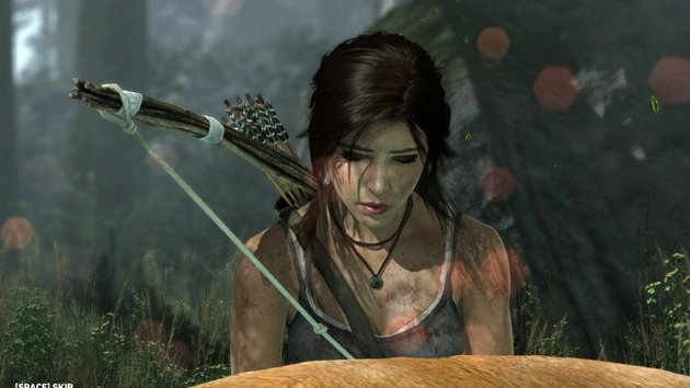 Lara is back at the peak of her power