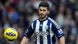 Shane Long remains at West Brom
