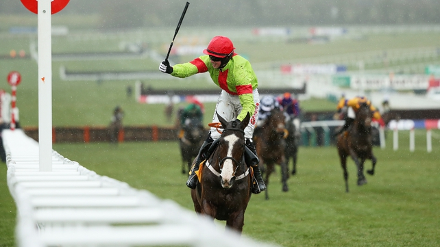 Our Conor is a best-price 9-2 for the Champion Hurdle