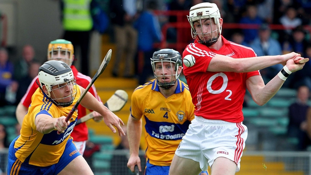Clare can leapfrog Cork with a win on Saturday evening