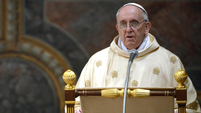 Critics say Pope Francis failed to protect priests during Argentina's 'dirty war'