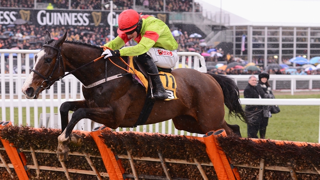 Our Conor will take on Hurricane Fly at Leopardstown