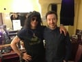 Paddy's interview with guitar legend Slash