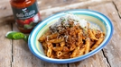 Beef Ragout with Porcini Mushrooms and Penne Pasta - An Italian inspired dish from Epicure using some of their great products