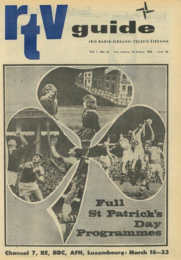 RTÉ Guide 1962