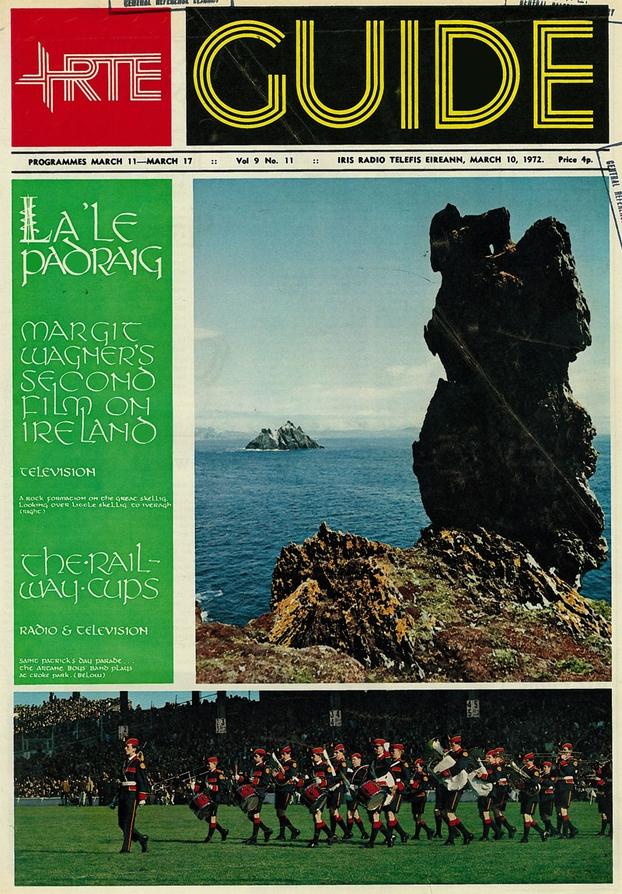 <br /> RT&Eacute; Guide 1972