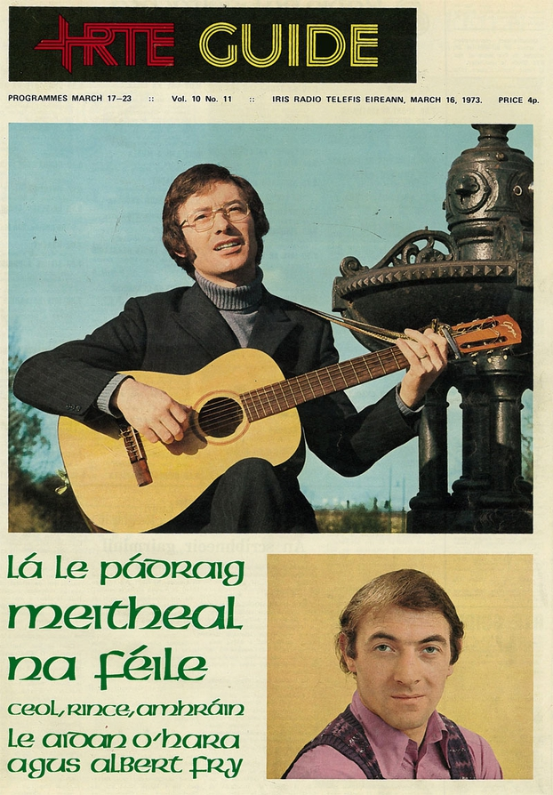 RTÉ Guide 1973