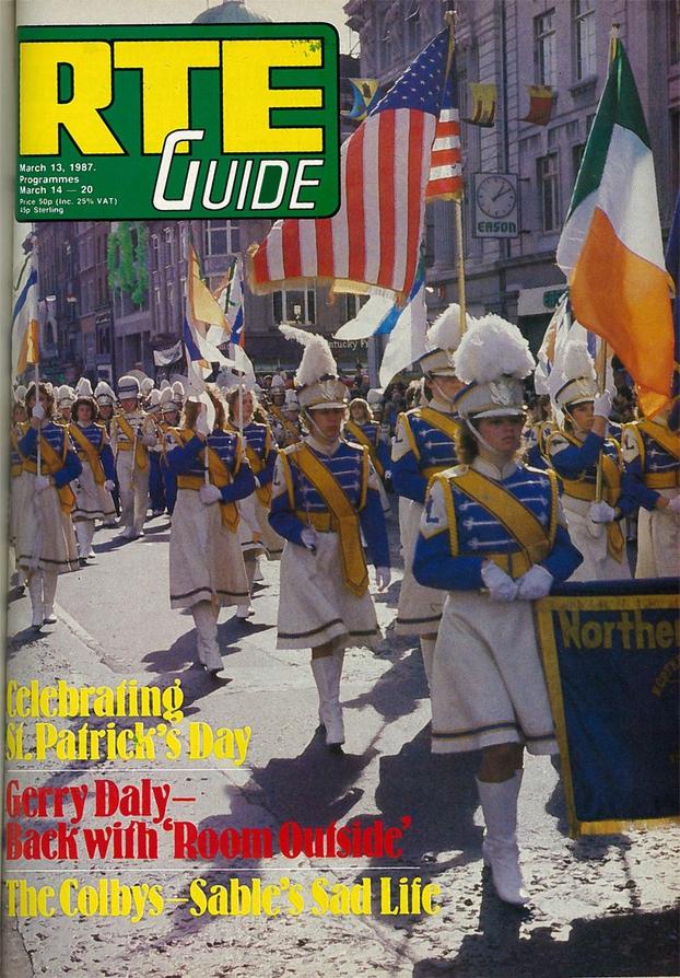 RTÉ Guide 1987