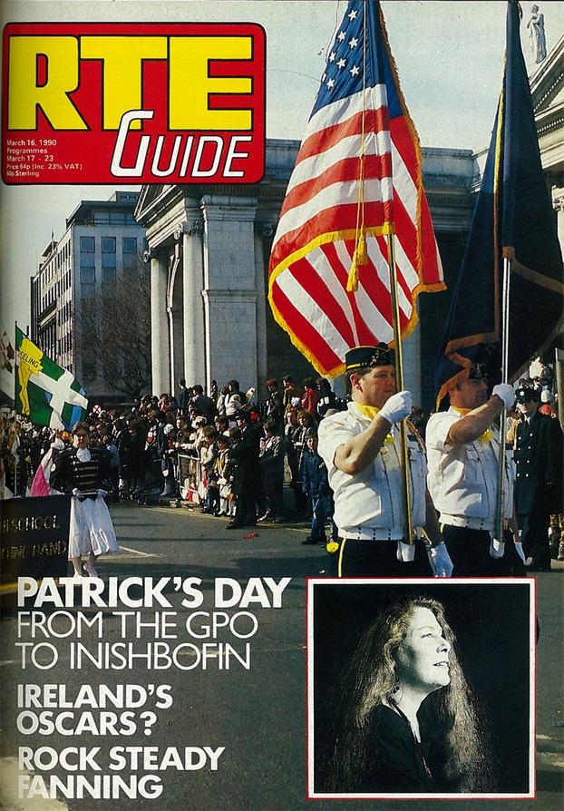 RTÉ Guide 1990