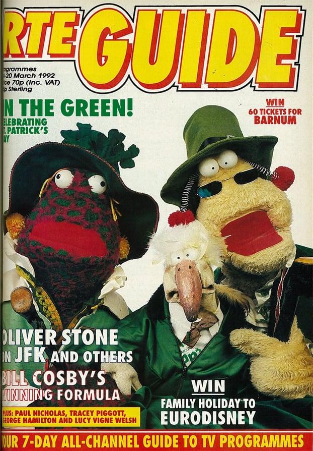 RTÉ Guide 1992