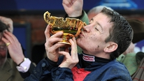 Top jockey Barry Geraghty looks ahead to Day 4 of the Cheltenham Festival
