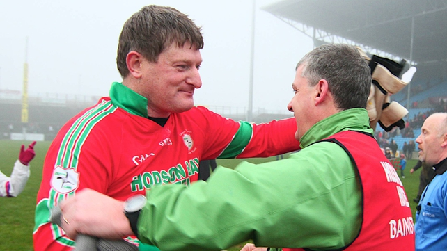 Shane Curran has proposed a joint-venture from Westmeath and Roscommon