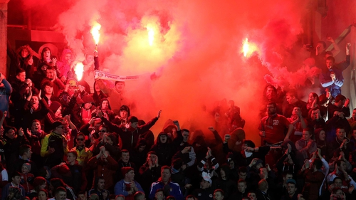 There should be a great atmosphere at Richmond Park for tonight's clash between St Pat's and Sligo Rovers