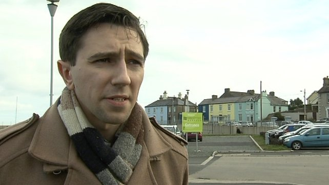 Simon Harris says there is an onus on the local authorities to collect development levies on a phased basis