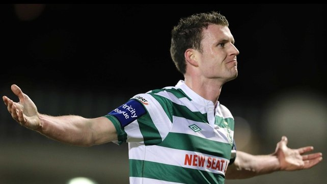 Shamrock Rovers took advantage of woeful St Pat's defending