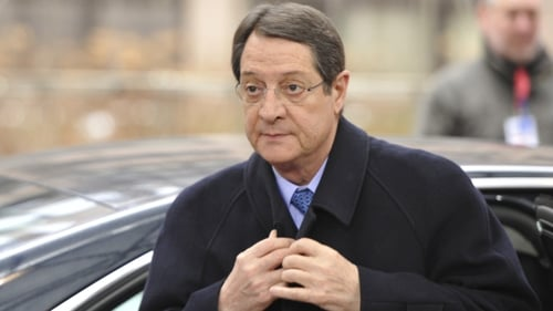 Nicos Anastasiades said agreeing to the levy was a painful decision he had to make