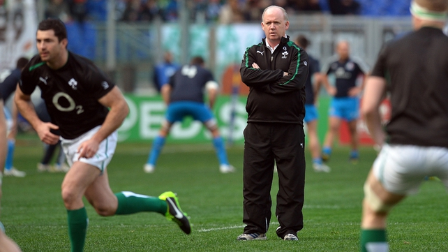 Declan Kidney is to consider his future as Ireland head coach
