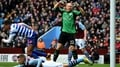 Benteke goal sinks QPR's hopes