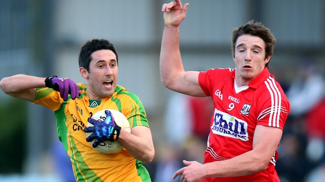 League champions Cork beat All-Ireland champs Donegal