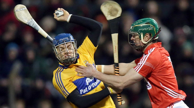 Clare beat Cork by six points when the sides met in March