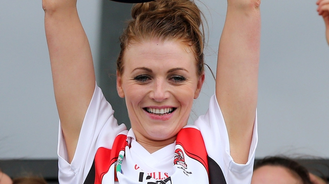 Grainne McColdrick was influential as Derry recorded their second victory in succession, beating Tipperary