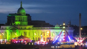 Jennifer Farrelly from Meath took this picture of Dublin's Custom House