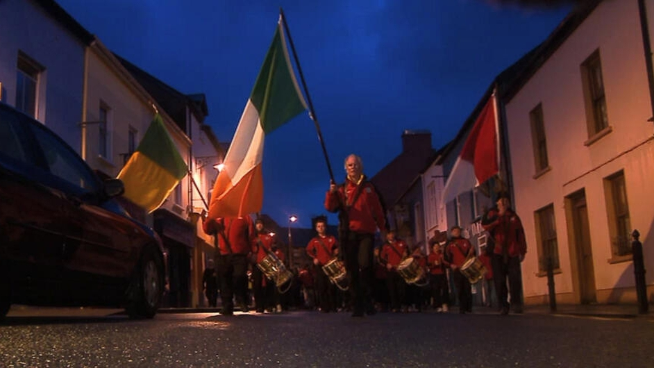 Ireland's earliest parade took place at 6am in Dingle, Co Kerry
