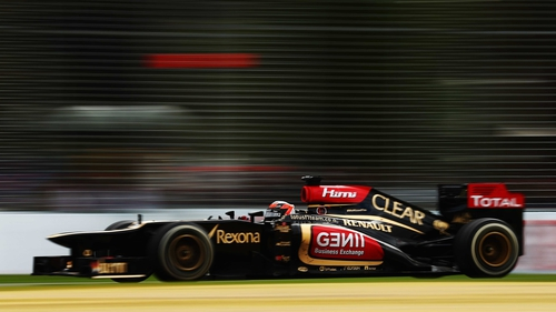 Raikkonen lays down early marker for the season ahead at Albert Park
