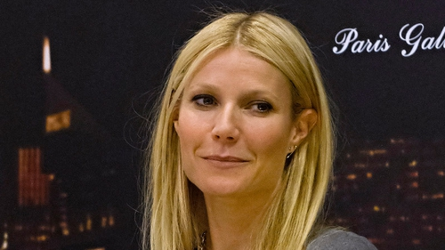 Gwyneth Paltrow calls Robert Downey Jr. a wimp